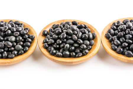 soya bean: black soya bean  Black bean