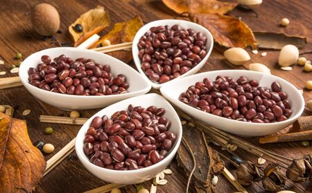 red beans: red beans