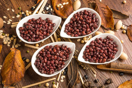 frijoles rojos: red beans