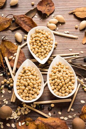soya bean: Soybean soya bean soy soya  Soybeans