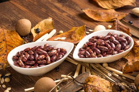 roughage: kidney bean