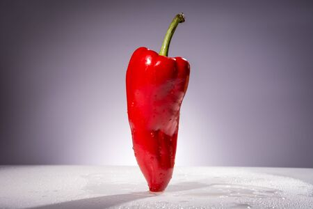 cayenne pepper: cayenne pepper Stock Photo