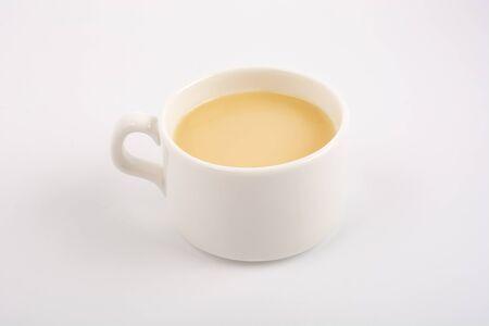 savour: milky tea Stock Photo