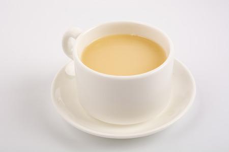 milky tea Stockfoto