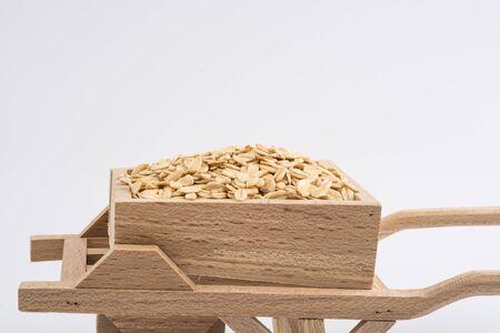 avena en hojuelas: Copos de avena