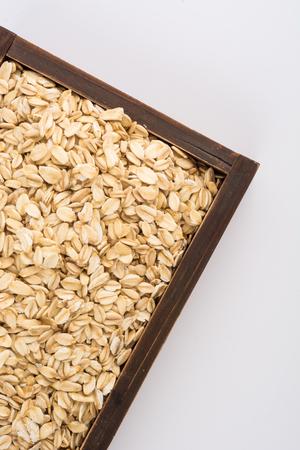 rolled oats: Rolled oats