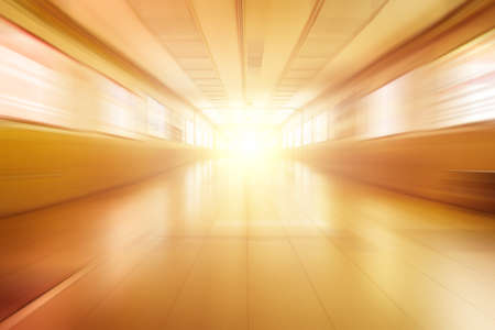 passageway: passageway  velocity Stock Photo