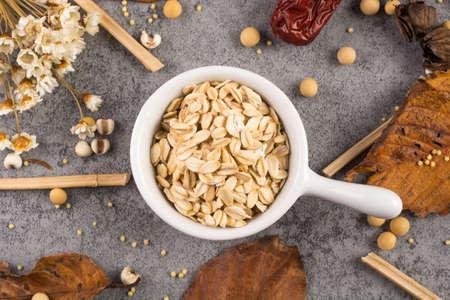 roughage: oat Stock Photo