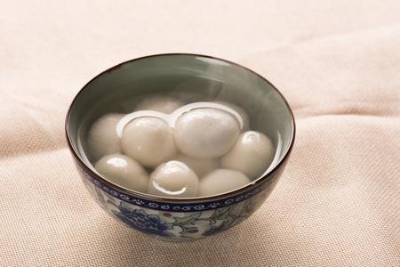 中国のもち米団子
