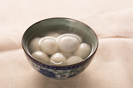 Chinese glutinous rice balls