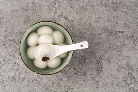 Chinese glutinous rice balls