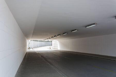 urban decline: tunnel