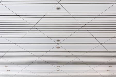 ceiling: ceiling material