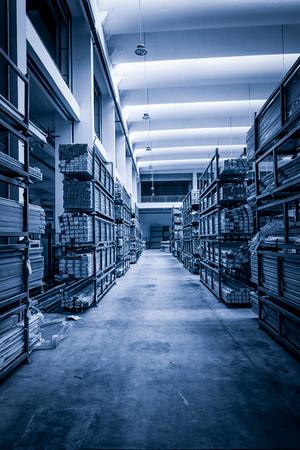 Big warehouse Editorial