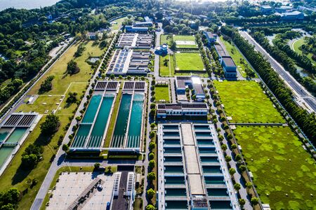 Water Treatment Plant factory