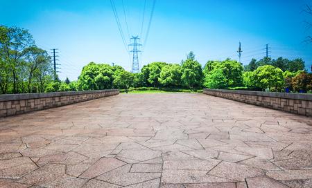 city park scenery