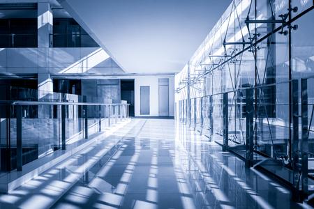 interior of modern buildings Standard-Bild - 129426454