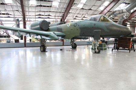 pima: Pima Air and Space Museum. Tucson,AZ. Editorial