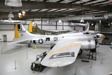 pima: Pima Air and Space Museum. Tucson, AZ. Editorial