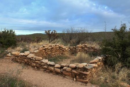 Ancient Southwest Ruins Stok Fotoğraf