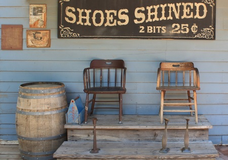 old west: Old West Town Store and Shacks,  Open and Free to the Public