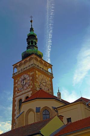 Church of Saint Waclaw in Mikulov