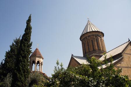 Tblisi Sioni Cathedral in Georgia