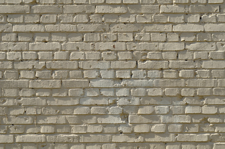 Brick wall yellow with shade and deep structure