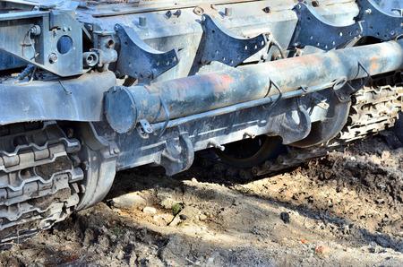 Rear view tank