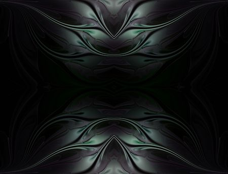 streaks: Flowing streaks, computer generated, fractal abstract background.