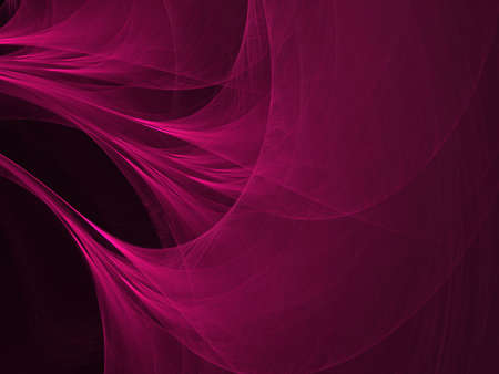 sheer: Silky textured sheer pink (computer generated, fractal abstract background)