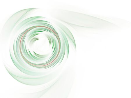 spin: Layered, twisting wild illusion (computer generated, fractal abstract background)