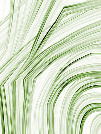 grass blades: Green streaks giving blades of grass effect (fractal abstract background)