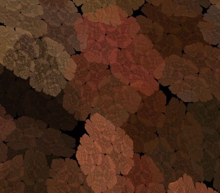 splotchy: Artistic Abstract Background -  Brown, natural splotchy texture design against black backdrop Stock Photo
