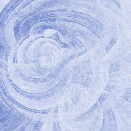coil: Abstract Background - Pastel blue grunge striped, curling effect, with paper texture