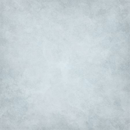 Abstract Paper - Light blues with soft sponge or chalk distressed effect with grain texture. Stock Photo