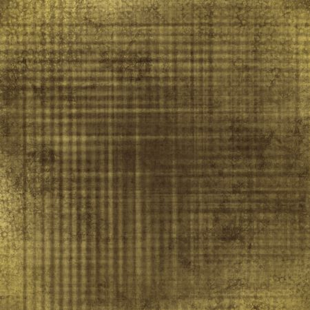 tarnished: Sponged, tarnished grunge effect on brown woven pattern.  Abstract background design with paper grain.