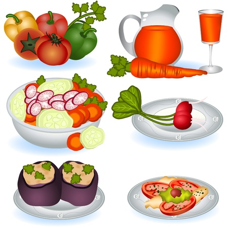 melon: Vegetarian food 1