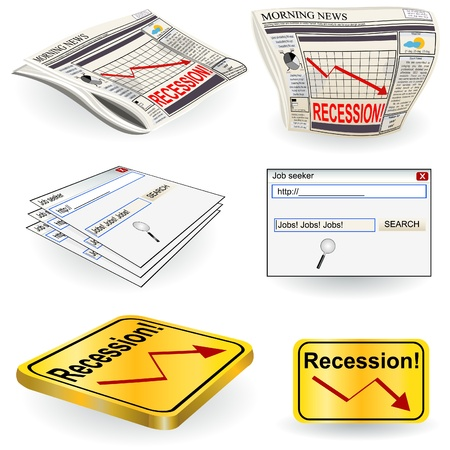 recession: recession images