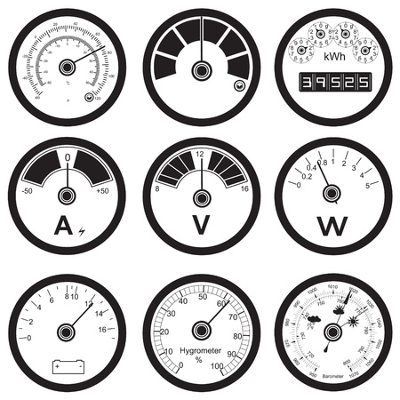 measuring instruments: measuring instruments illustration