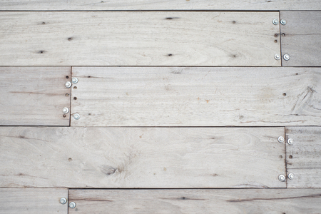 old retro vintage wooden board and tack background
