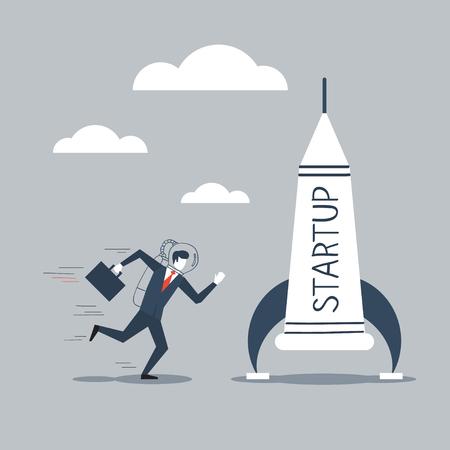 hurrying: Launching a startup