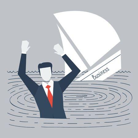 Sinking business