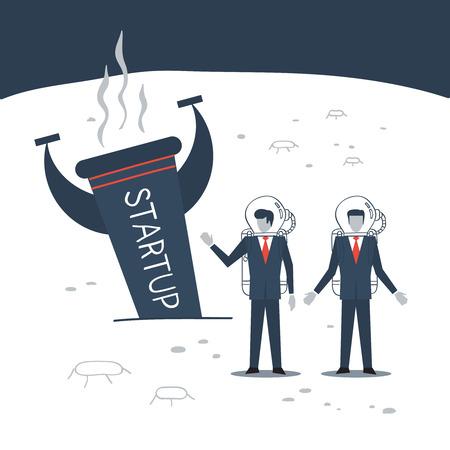 failure: Startup failure
