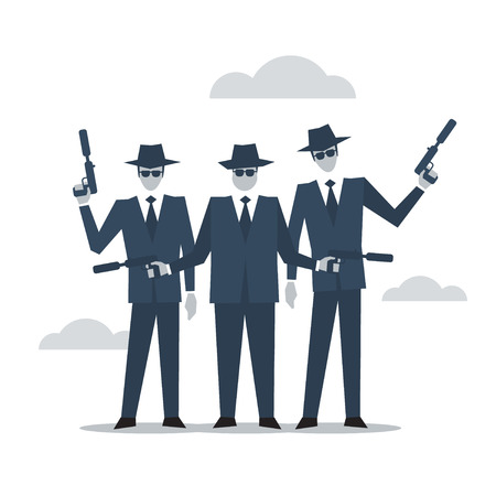 mafia: Mafia illustration