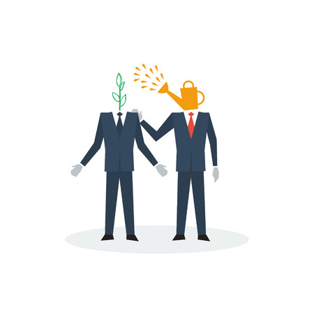 mutual help: Manager growth