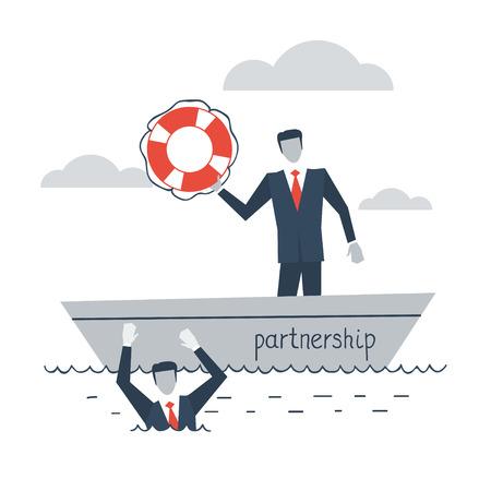 probation: Partnership or insurance concept