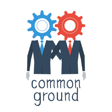Working together, common ground