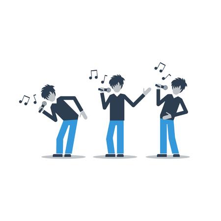 bard: Singer motion