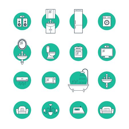amenities: Facilities icons